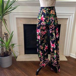 Victoria Floral Pants